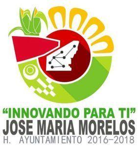 Logo Municipio Jose Maria Morelos