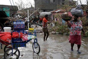 Matthew deja 10 muertos en Haití y vuelos cancelados en Miami