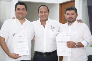 Impulsa Juan Carrillo Soberanis un equipo de trabajo óptimo y transparente