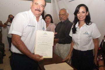 En este gobierno, la prioridad es la atención a los ciudadanos: Laura Fernández