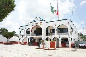 Palacio Municipal Jose Maria Morelos