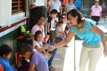 Inaugura Paoly Perera la 3ª Semana Binacional de Salud