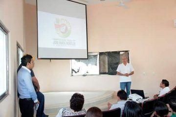 """Presentan la imagen oficial del Municipio de José Ma. Morelos bajo el eslogan """"Innovando para ti"""""""