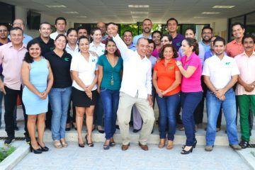 Asume rectoría de UT Cancún el Mtro. Julián Aguilar Estrada