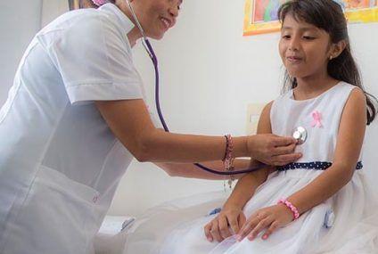 Salud, rubro prioritario del gobierno de Laura Fernández