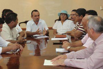 Atiende Secretaría de Gobierno a miembros del SUCHAA