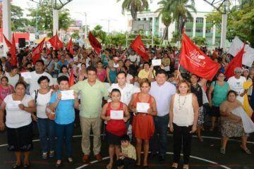 25 millones de pesos para apoyar la vivienda