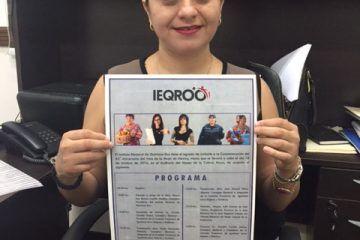 Celebrará IEQROO LXIII aniversario del voto de la mujer en México