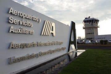 Aeropuertos de la Red ASA se reportan listos para el cambio de horario