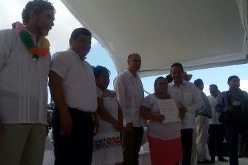 Campo quintanarroense recibe las primeras acciones del gobierno de Carlos Joaquín