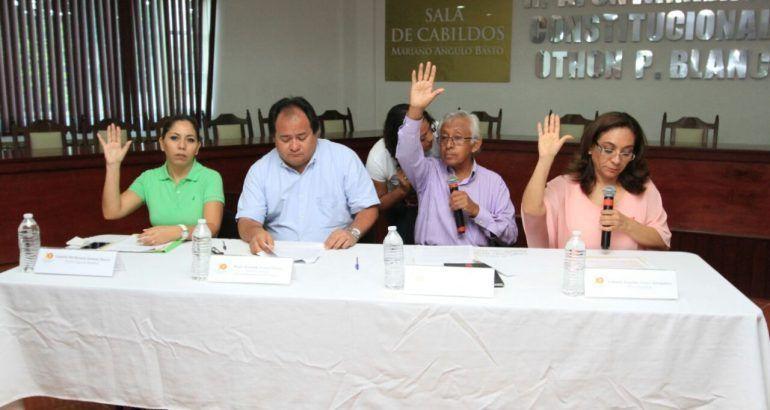 Comisiones Cabildo