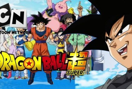 Dragón Ball Super sobrepasa a GT
