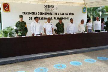 Celebra Ejército 50 años de auxilio a la sociedad a través del Plan DN-III-E
