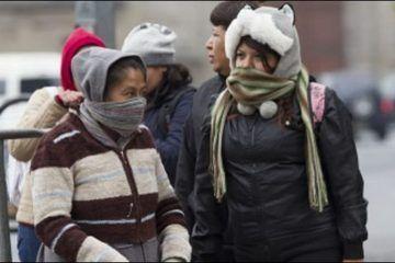 Continuarán las bajas temperaturas en gran parte del país