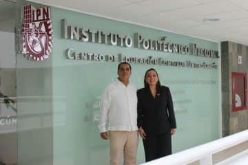 Firman convenio de colaboración el ISSSTE-Quintana Roo y el IPN