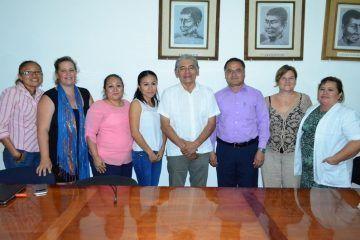 Municipio, Uimqroo Y Fundación Kellog Por La Salud De Los Morelenses