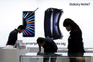 Samsung ofrecerá reembolso o cambio a clientes con un Galaxy Note 7