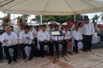 Más de 8 décadas de trayectoria, homenaje a la Banda Musical del Gobierno del Estado