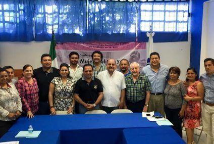 Jesús Zetina Tejero es nombrado Presidente Interino del PAN en Quintana Roo