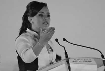 Con Operación Guillotina, Perla Tun empieza a hacer historia en Cozumel