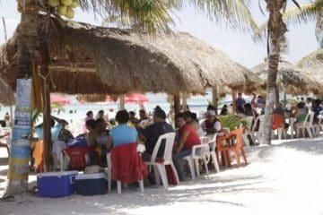 Puentazo por el dia de muertos, con buenas expectativas para el turismo del sur de Quintana Roo