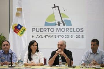 Ofrece Puerto Morelos certeza a inversionistas: Laura Fernández