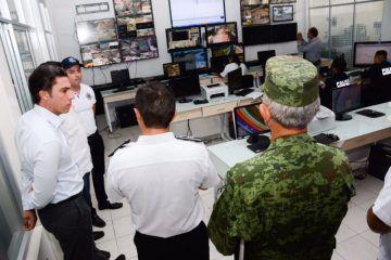 Fortalecer la seguridad y protección ciudadana, prioridad de Remberto Estrada