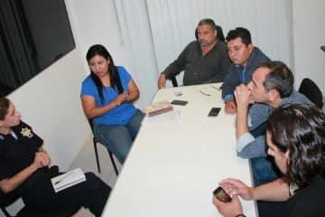 Fijan mesa de trabajo con Sintra para establecer tarifario del servicio de grúas en Solidaridad