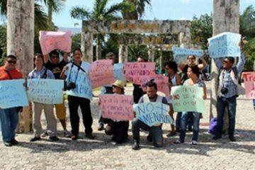 Pronunciamiento del consejo consultivo sobre agresiones a Periodistas en Quintana Roo