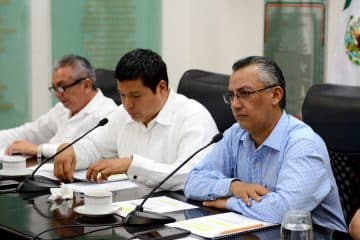 """Con sentencia de SCJN,continúa revés a """"Paquete de Impunidad"""": Carlos Mario Villanueva Tenorio"""