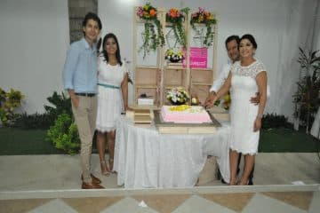 Celebra Su Onomástico Fanny Gómez Rodríguez