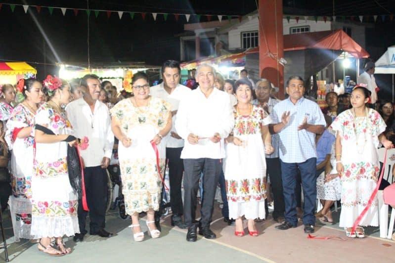 Inauguran tradicional fiesta en honor a Santa Gertrudis