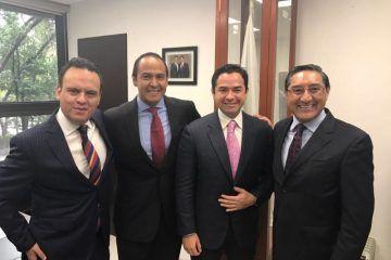 Busca Juan Carrillo mayor presupuesto federal para Isla Mujeres