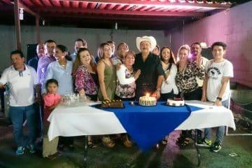 """El """"Zurdo"""" Luis Villaseñor celebra su cumpleaños número """"cincuenta"""""""