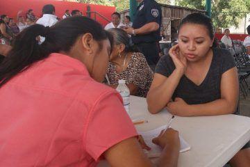 Convoca gobierno de Laura Fernández al primer foro de participación ciudadana en leona vicario