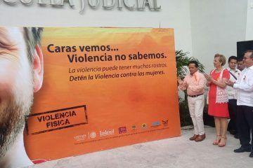 """Arranca campaña """"Caras Vemos, Violencia no Sabemos"""""""