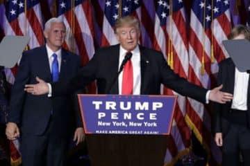Vamos a tener buenas relaciones con todas las naciones: Donald Trump