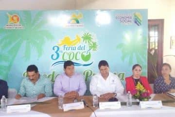 Anuncian 3ra Feria del Coco 2016 para el 3 y 4 de diciembre