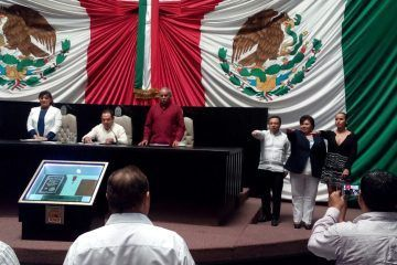 Veronica Acasio, Gabino Medina y Dulce María Balam; nuevos magistrados del Poder Judicial