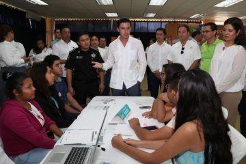 La seguridad va primero en beneficio de los Benitojuarenses: Remberto Estrada