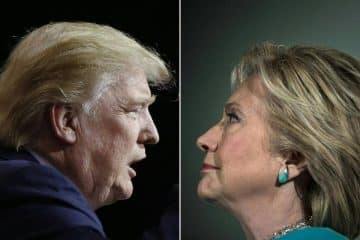 Clinton o Trump, EEUU decide y el mundo espera impaciente