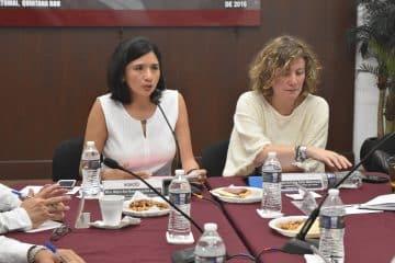 Primera reunión de trabajo para la conformación del observatorio de participación política de las mujeres en Quintana Roo
