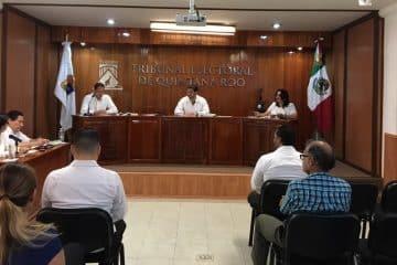 El TEQROO resolvió un Juicio de Inconformidad que interpuso el partido Morena