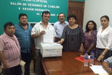 Elecciones para el cambio de autoridades comunales