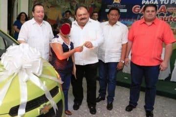 Contraloría municipal prepara regalo de navidad para ex funcionarios