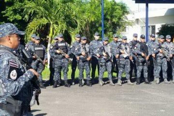Gendarmería abandona Quintana Roo