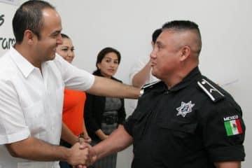 La seguridad de los isleños prioridad del Presidente Juan Carrillo Soberanis