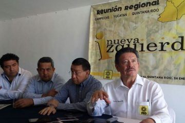 México en riesgo ante Trump, perredistas llaman a la resistencia