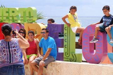 Puerto Morelos, pueblo con encanto, presente en la Feria Internacional De Turismo 2017