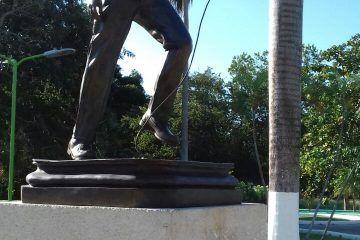 Harto de los robos, el 'Bob Marley' de Chetumal busca cambiar de casa